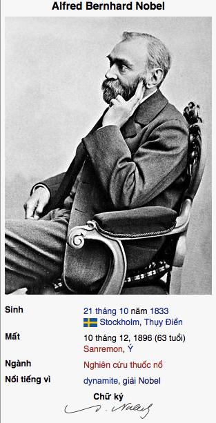 Giải Nobel 2