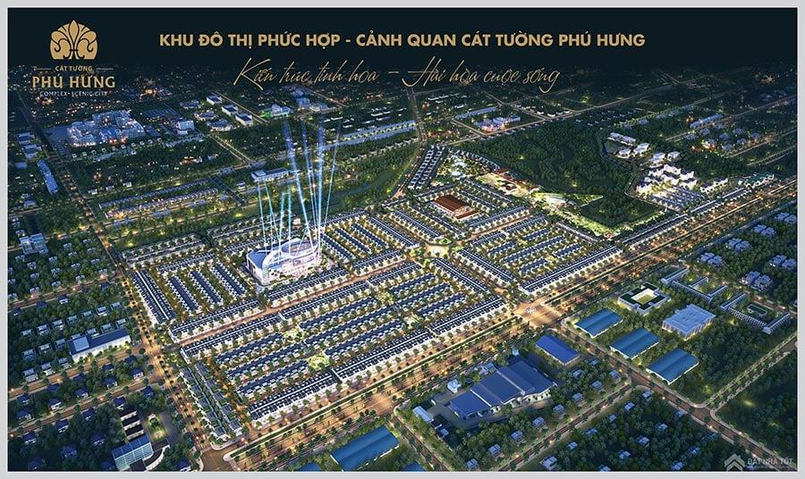 Cát Tường Phú Hưng kiến tạo không gian sống hiện đại tại Bình Phước 8