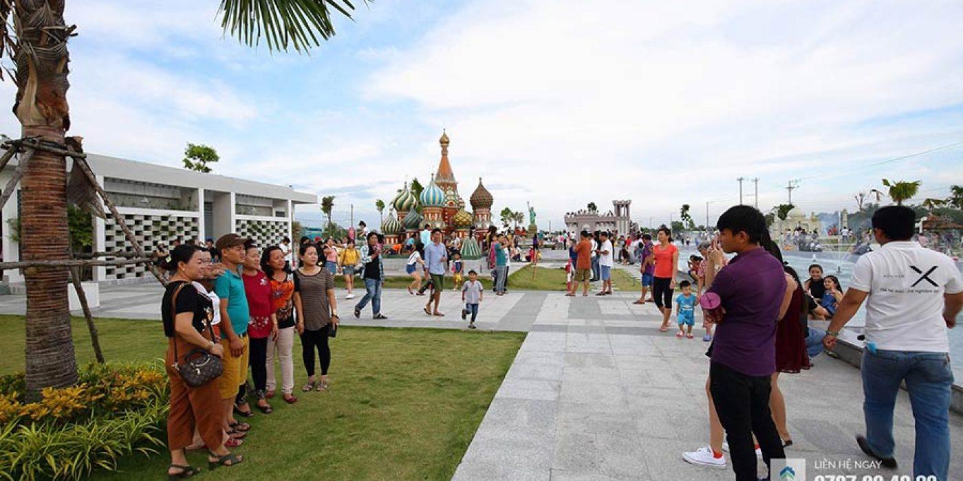 Thực tế dự án Cát Tường Phú Sinh Eco City hiện nay 4
