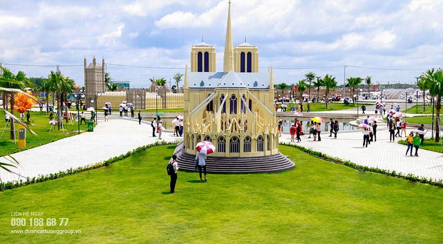 Khánh thành Công Viên The Destina tại Khu đô thị Cát Tường Phú Hưng 4