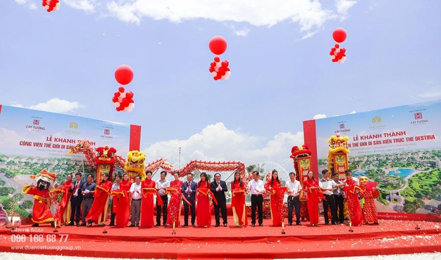 """Đằng sau """"cơn sốt"""" mang tên Cát Tường Phú Hưng tại Bình Phước 4"""