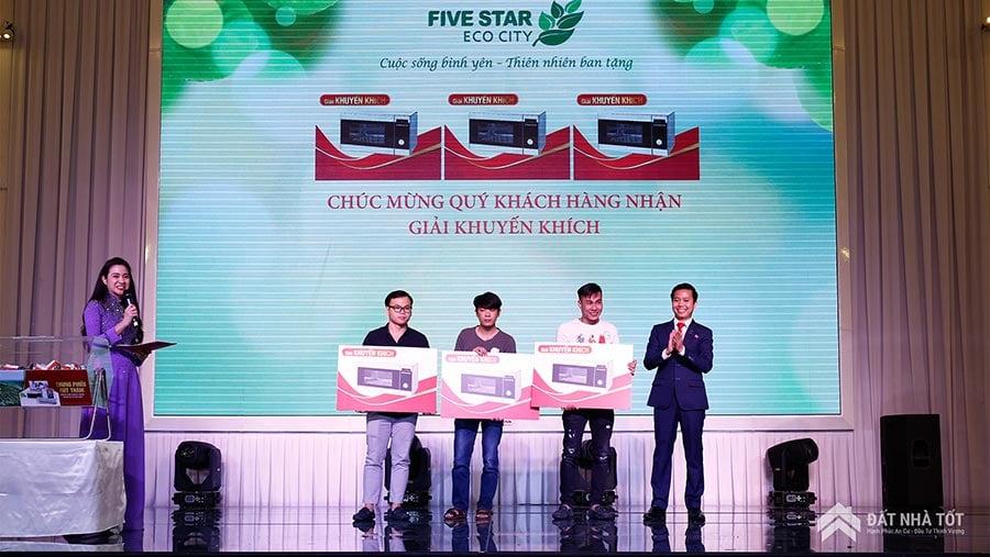 Five Star Eco City đợt 2 - Toàn bộ sản phẩm đã giao dịch thành công 34