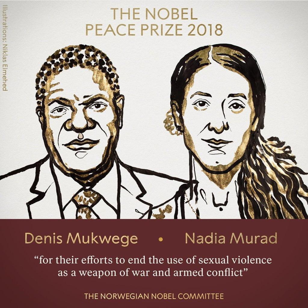 Giải thưởng Nobel năm 2018 6