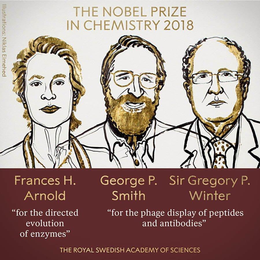Giải thưởng Nobel năm 2018 5