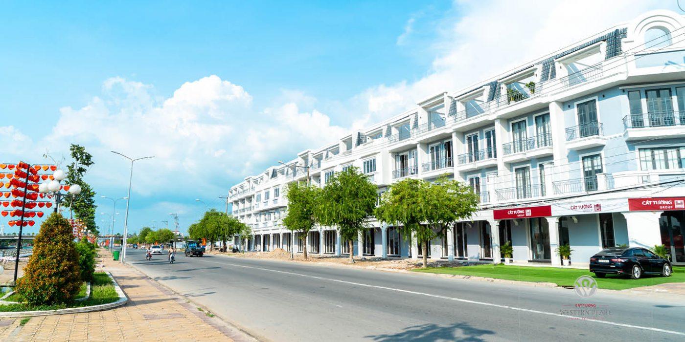 Triển vọng phân khúc Shophouse tại các đô thị trung tâm tỉnh 4
