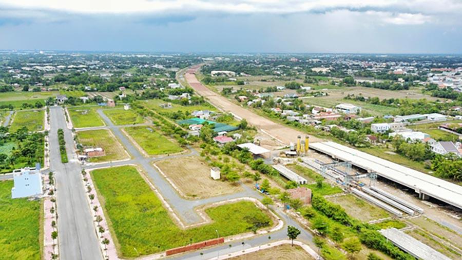 Five Star Eco City hưởng lợi từ hạ tầng giao thông Cần Giuộc - Long An 6