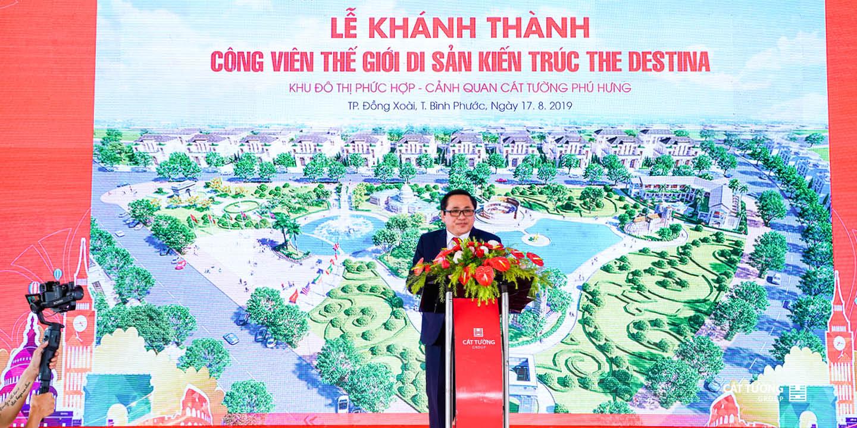 """Đằng sau """"cơn sốt"""" mang tên Cát Tường Phú Hưng tại Bình Phước 5"""