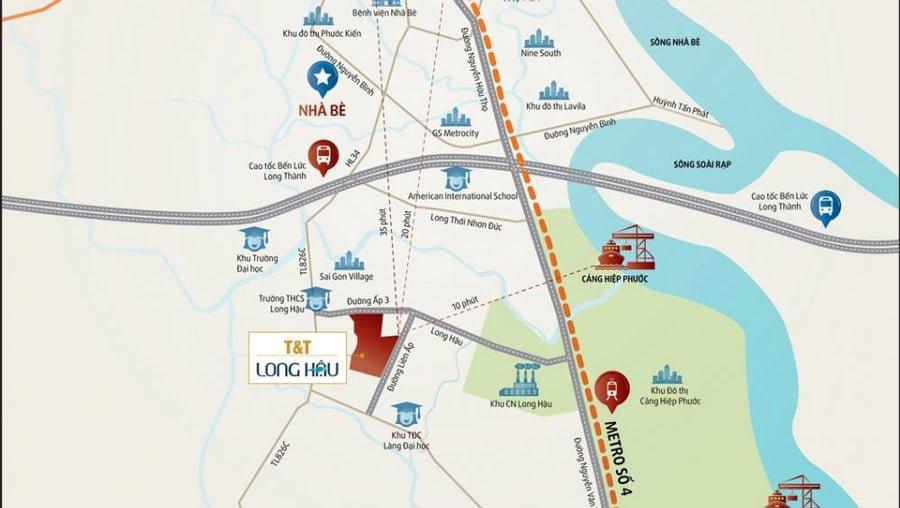 Top 5 dự án bất động sản nổi bật tại Cần Giuộc, Long An 11