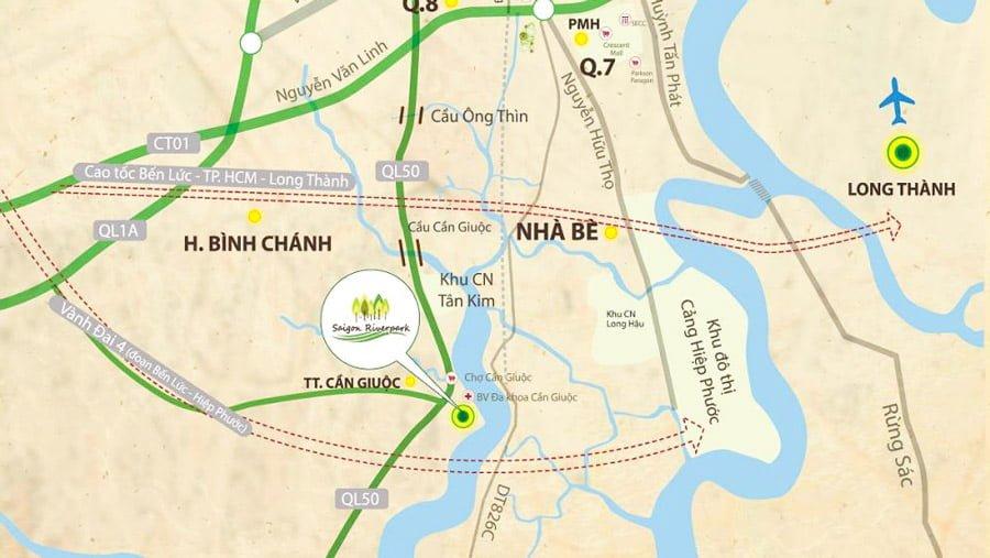 Top 5 dự án bất động sản nổi bật tại Cần Giuộc, Long An 12