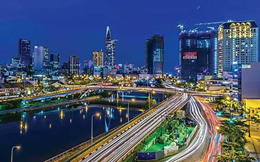 Đô thị thông minh, điểm nhấn của thị trường bất động sản TP.HCM 2