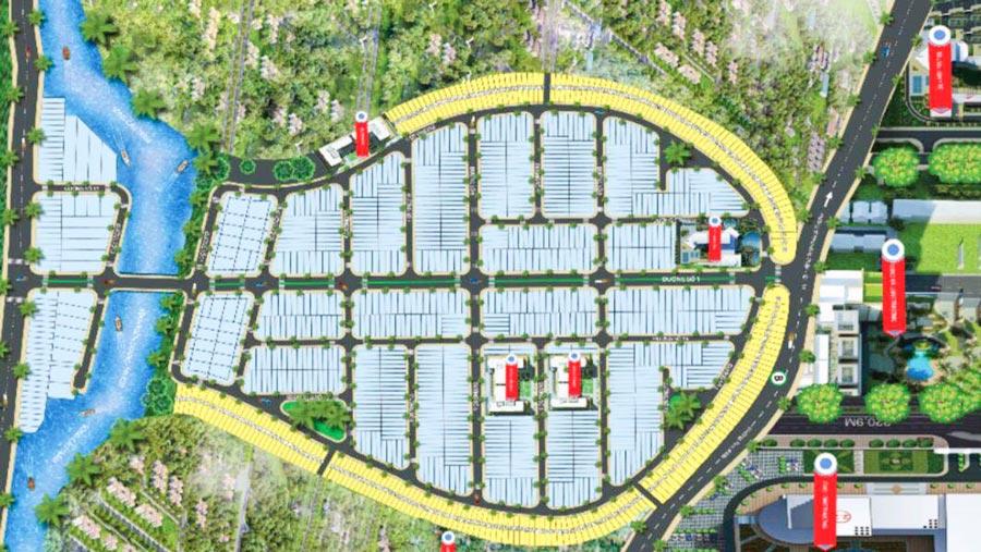 Top 5 dự án bất động sản nổi bật tại Cần Giuộc, Long An 13
