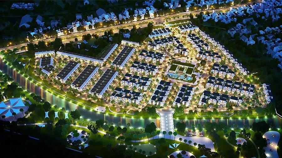 Top 5 dự án bất động sản nổi bật tại Cần Giuộc, Long An 10