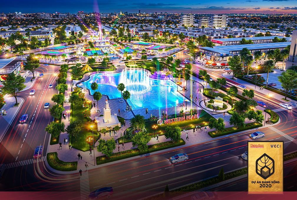 Cát Tường Western Pearl dự án đáng sống năm 2020