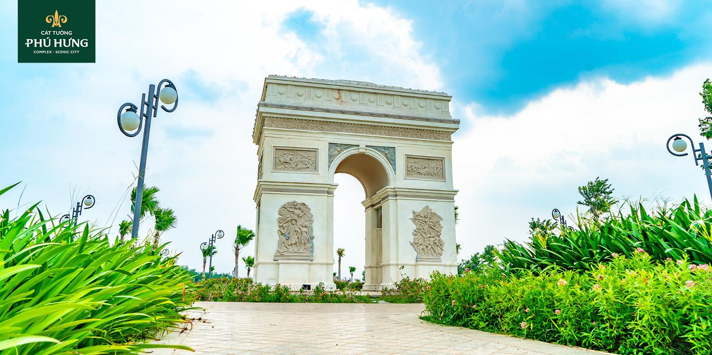 Khải Hoàn Môn | Cát Tường Phú Hưng