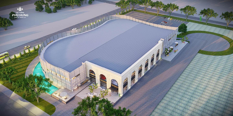 Trung Tâm Thương Mại Lucky Mall | Cát Tường Phú Hưng