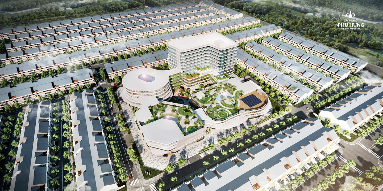 TTTM Lucky Mall | Cát Tường Phú Hưng