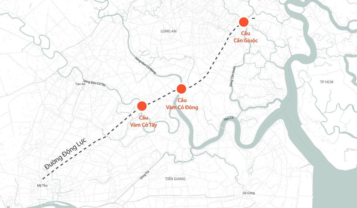 3 cầu nối TP HCM với miền Tây tăng vốn 1.300 tỷ đồng 2