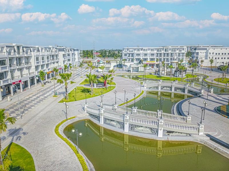 Khu đô thị vùng ven bắt kịp xu hướng bất động sản và đáp ứng tốt nhu cầu thực 5