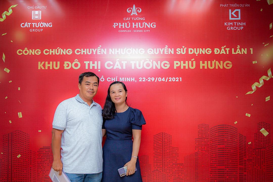 Cát Tường Phú Hưng thu hút khách hàng